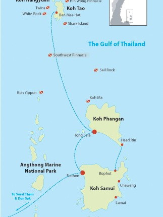 Arcipelago Samui