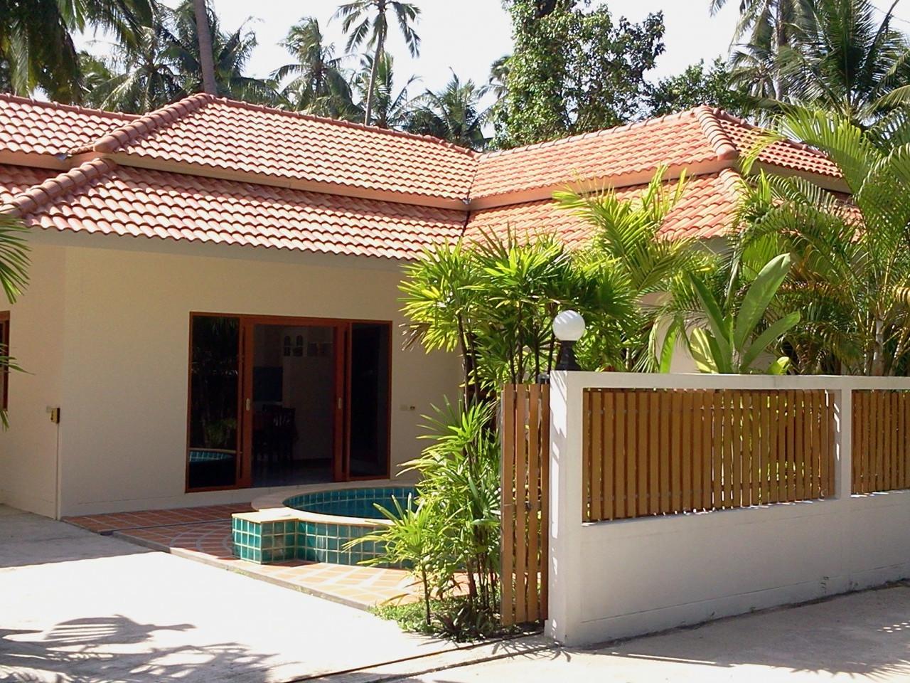 Ville Nasai in vendita a Koh Samui con jacuzzi e garage ad un ottimo prezzo